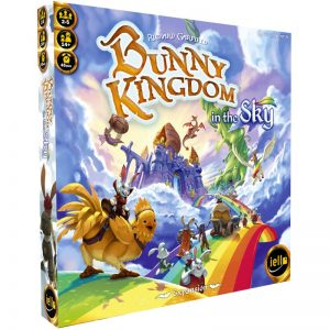 Bunny Kingdom in the Sky Strategy Board Game
