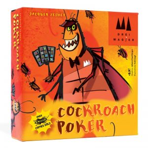Cockroach Poker Card Game