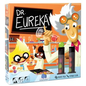 Dr Eureka Childrens Board Game