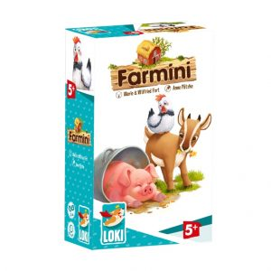 Farmini Childrens Board Game