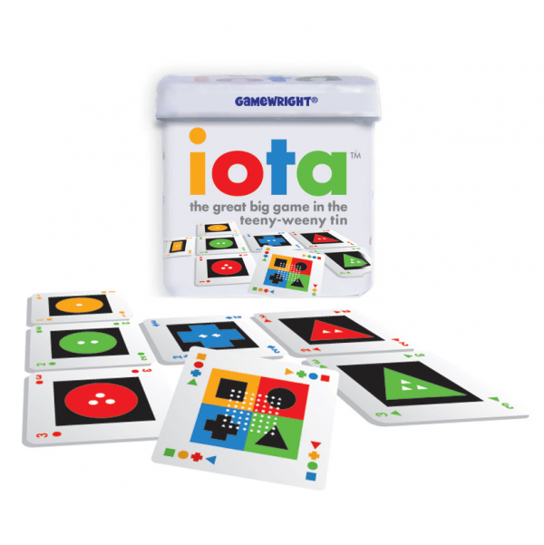 Gamewright IOTA Card Game