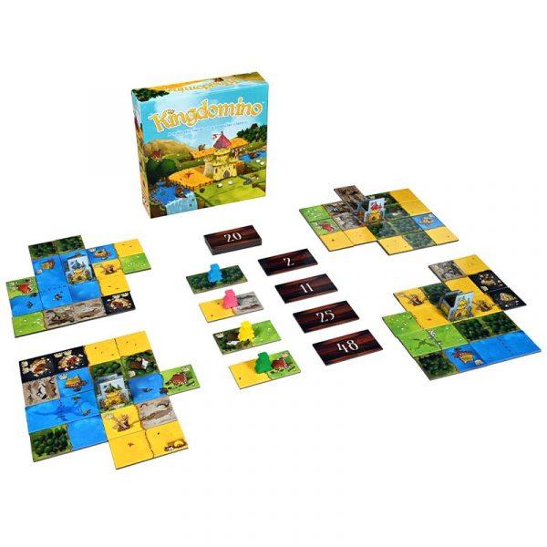 Kingdomino - Box and Components