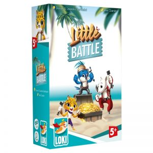 Little Battle - Children's Board Game