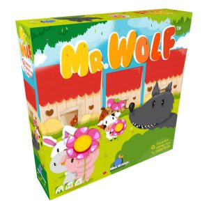 Mr Wolf Childrens Board Game