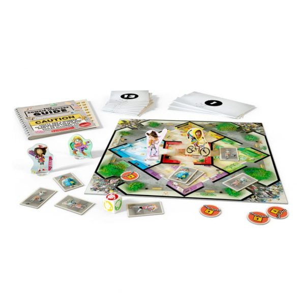 Zombie Kidz Evolution Components Childrens Board Game