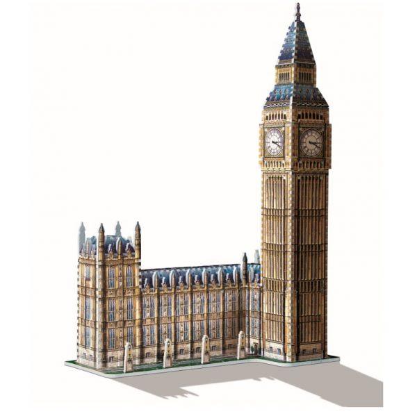 Wrebbit 3D Big Ben Puzzle