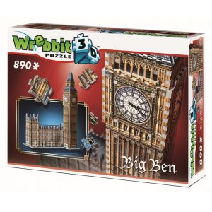 Wrebbit 3D Big Ben Puzzle