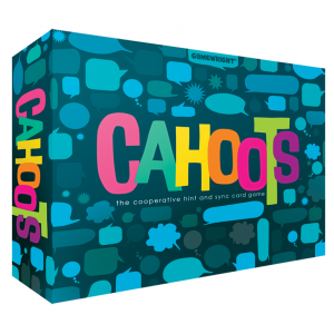 cahoots party board game