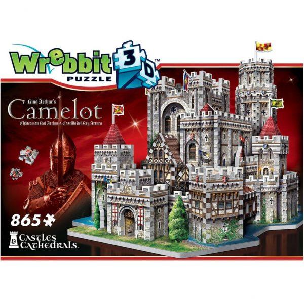 Wrebbit 3D Camelot Castle Puzzle