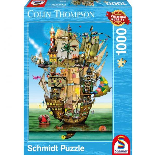 Schmidt Colin Thompson Noah's Ark Jigsaw