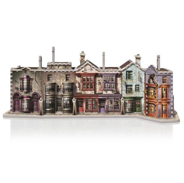 Wrebbit 3D Diagon Alley Puzzle
