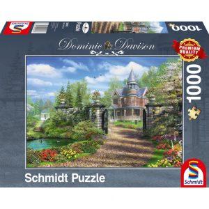 Schmidt Dominic Davison Idyllic Country Estate Jigsaw