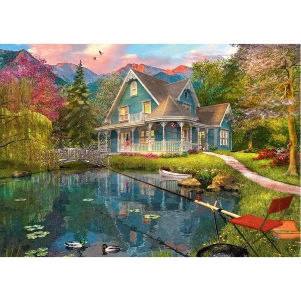 Schmidt Dominic Davison Lakeside Retirement Home Jigsaw