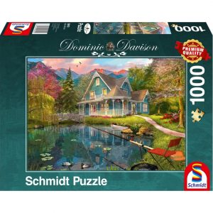 Schmidt Dominic Davison Lakeside Retirement Home Jigsaw