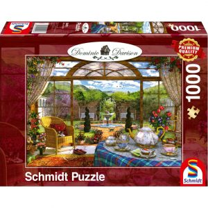 Schmidt Dominic Davison View of the Conservatory Jigsaw
