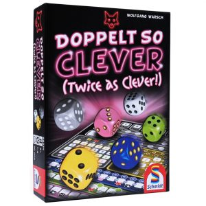 Doppelt so Clever Strategy Board Game