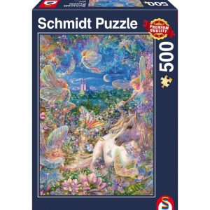 Schmidt Fairytale Dream Jigsaw
