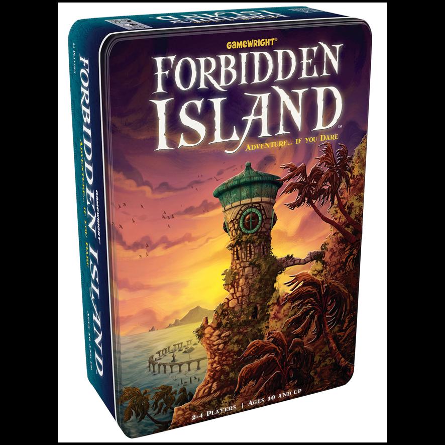 Forbidden Island Family Board Game