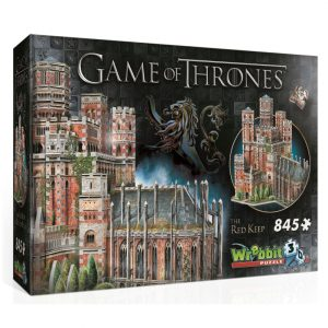 Wrebbit 3D Game of Thrones The Red Keep Puzzle