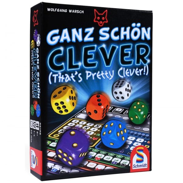 Ganz Schon Clever Strategy Board Game