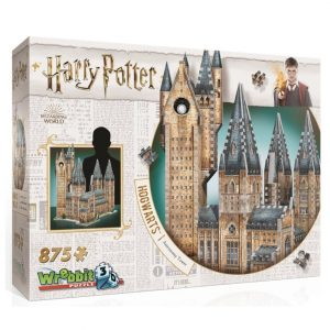 Wrebbit 3D Harry Potter Hogwarts Astronomy Tower Puzzle