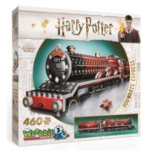 Wrebbit 3D Hogwarts Express Puzzle