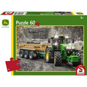 Schmidt John Deere 7310R Tractor Children's Jigsaw