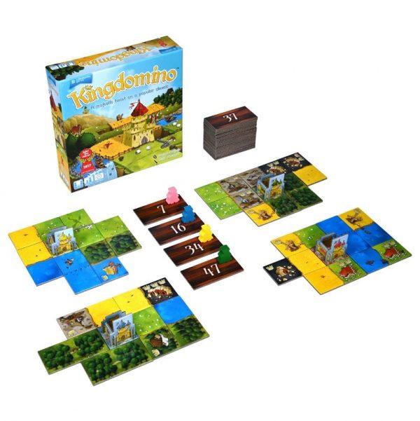 Kingdomino Family Board Game