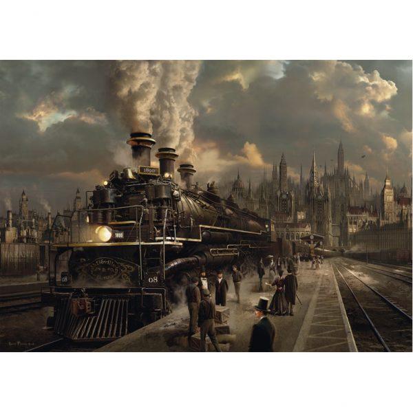 Schmidt Locomotive Jigsaw