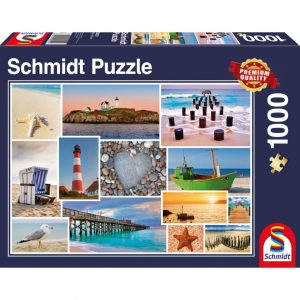 Schmidt Near the Sea Jigsaw