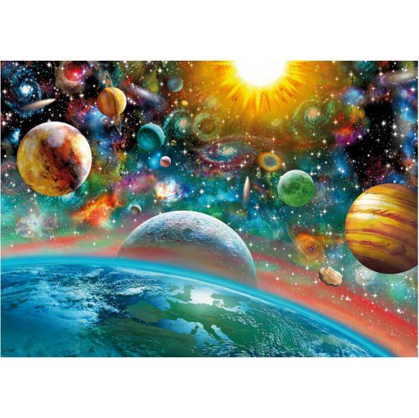 Schmidt Outer Space Jigsaw