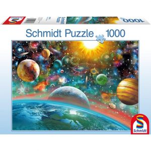 Schmidt Outer Space Jigsaw