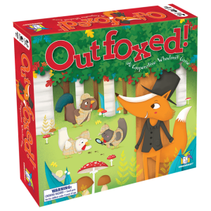 Outfoxed Childrens Board Game