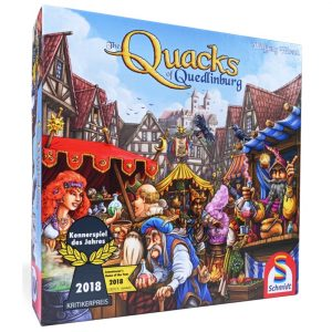 Quacks of Quedlinburg Strategy Board Game