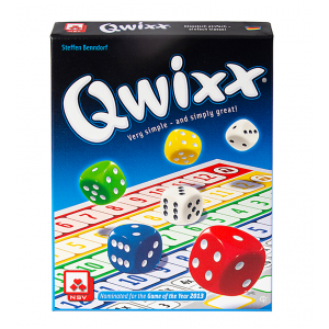 qwixx strategy board game