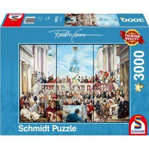 Schmidt Renato Casaro The Glory of the World Jigsaw