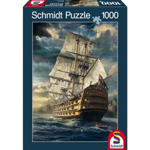Schmidt Sails Set Jigsaw