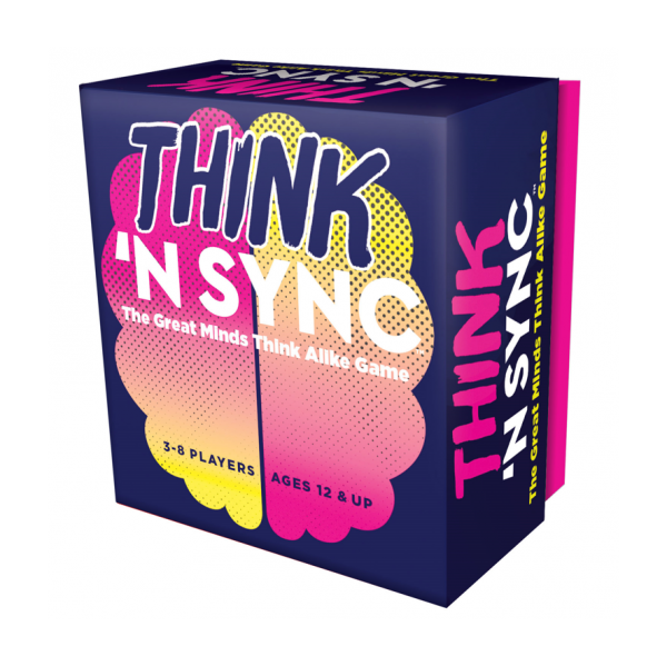Think N Sync Party Game