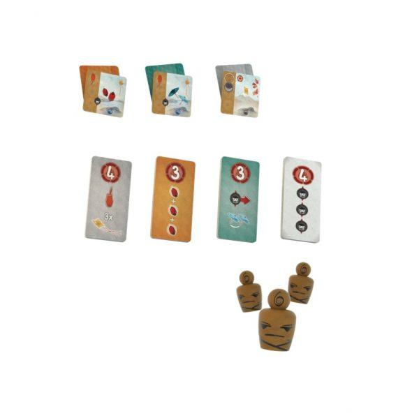 Yokai Kanagawa Expansion Strategy Board Game