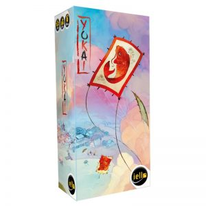 Yokai Kanagawa Expansion Strategy Board Game
