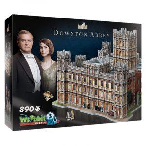 Downton Abbey Wrebbit 3D Puzzle