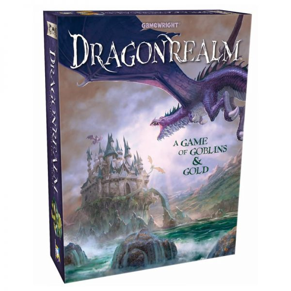 Dragonrealm Family Board Game
