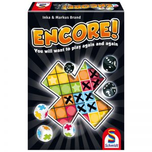 Encore Strategy Board Game