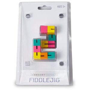 Fiddlejig Brainteaser Puzzle