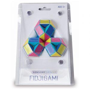 Fidjigami Brainteaser Puzzle