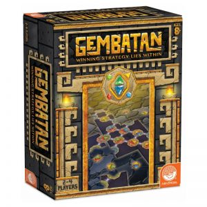 Gembatan Strategy Board Game