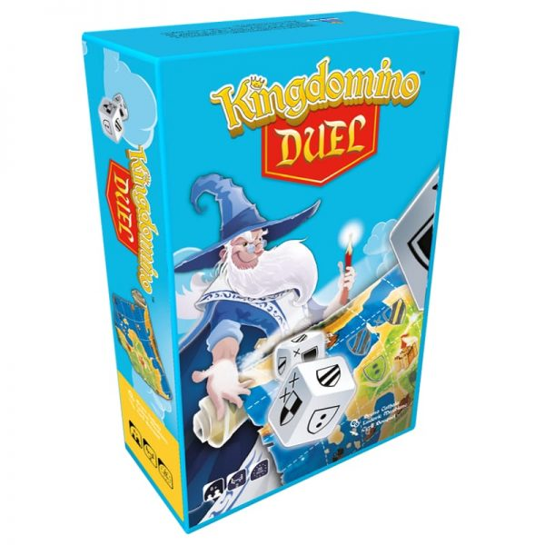 Kingdomino Duel Family Board Game