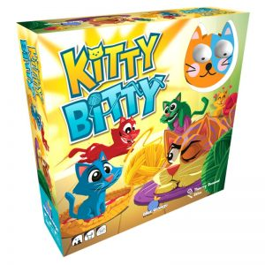 Kitty Bitty Children's Board Game