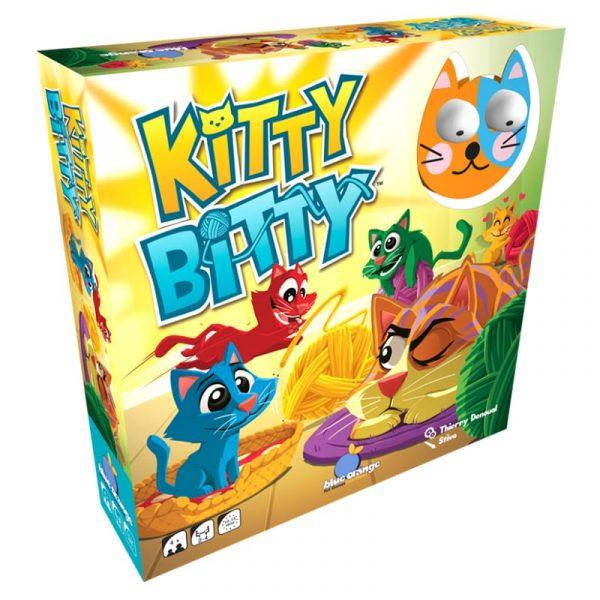 Kitty Bitty Children's Board Game