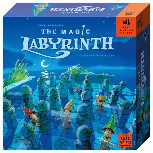 Magic Labyrinth Children's Board Game